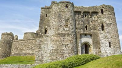Kidwelly Castle (Cadw)