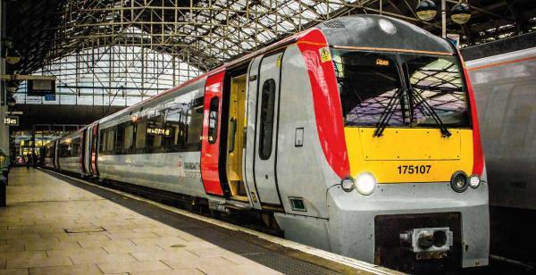 Plan a train journey
