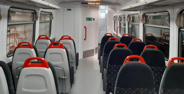 Train accessibility