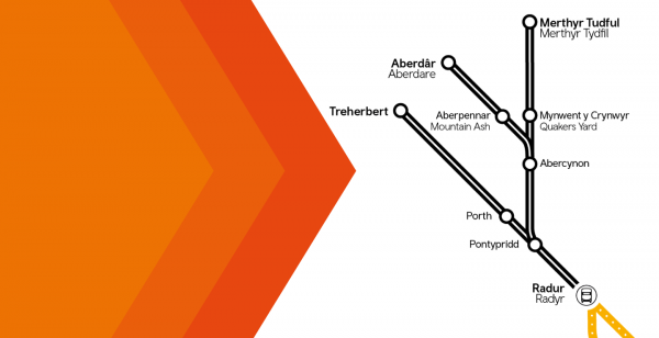 Metro: changes to train services