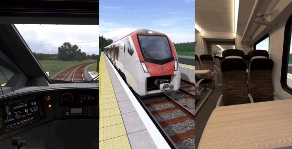 Metro interactive tour